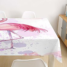 Tablecloth Waterproof with 4 clips, DOTBUY