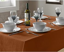 Tablecloth Wayfair Basics Size: 85cm W Round,