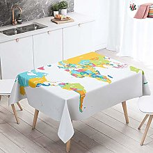 Tablecloths Rectangular Large, Morbuy Waterproof
