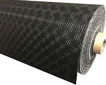 TableclothsWorld Black Table Protector Heat