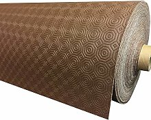 TableclothsWorld Brown Table Protector Heat