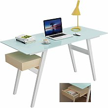 Tables Sofa Modern Tempered Glass Desk Simple