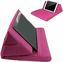 Tablet Phone Pillow Holder Soft Pillow Lap Stand