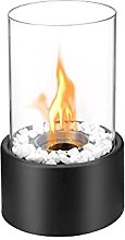 Tabletop Bio Ethanol Fireplace for Indoor or