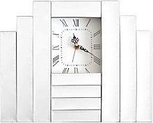 Tabletop Clock August Grove