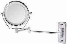 Tabletop Makeup Mirror7x Magnification LED Makeup
