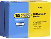 Tacwise 0369 71/10 mm Galvanised Staples-Box of