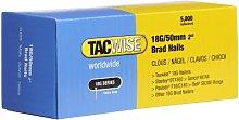Tacwise 0401 18G/ 50mm Nails for Nail Gun (Box of