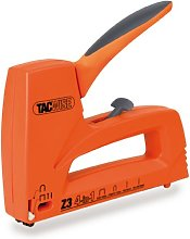 Tacwise 1022 Z3 4-IN-1 Staple/Nail Gun, Silver