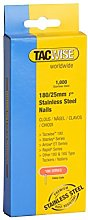 Tacwise 1066 180/25mm Stainless Steel Nails for