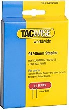 Tacwise 1174 91 Series 45mm Heavy Duty Staple