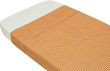 Taftan Checks 3mm Top Sheet 100 x 80cm (Small,