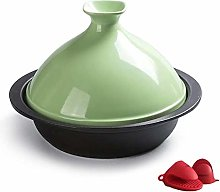 Tagine Pot with Cone Shaped Lid, Medium Cooking