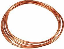 Taidda Soft Copper Refrigeration Tube Pipe, Fine