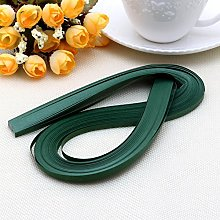 Taihely 120pcs/set Quilling Paper 5mm Width Solid