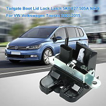 Tailgate Boot Lid Lock Latch 1T0827505H NEW For VW