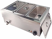 TAIMIKO Commercial Electric Food Warmer Stainless