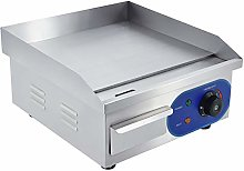 TAIMIKO Electric Griddle Flat Hotplate Commercial