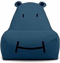 TAISHUOWW Kids Storage Chair Cover Animal Storage