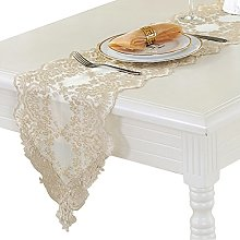 TaiXiuHome Decorative Embroidered Hollow Lace