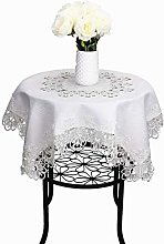 TaiXiuHome White European Style Minimalist Floral