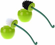 TAIYUANNT Toilet brush Cherry Shaped Toilet Brush
