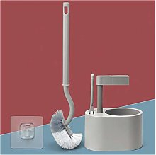 TAIYUANNT Toilet brush Toilet Brush Cleaning Side