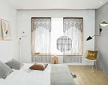 Taiyuhomes Lace Door String Curtains Multi Room