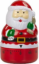 Tala Novelty Santa Mechanical Timer