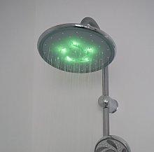 Talavera Fixed Shower Head - Round Belfry Bathroom