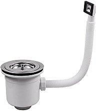Talea Kitchen Sink 1.5-inch Basket Strainer 140mm
