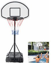 Talkeach - 28' x 19' Backboard Adjustable