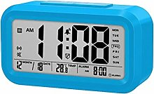 Talking Clock Speaking Time and Temperature