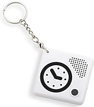 Talking Keychain Clock by Associated Optical