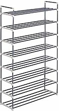 Tall Shoe Rack 8 Tiers Shoe Rack Small Standing