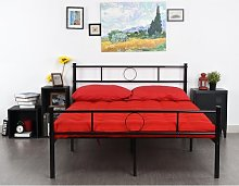 Tallulah Double Bed Frame Marlow Home Co.