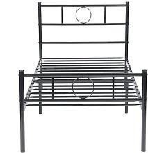 Tallulah Single Bed Frame Marlow Home Co.