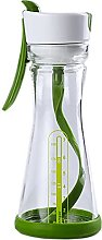 Taloit Salad Dressing Container Shaker Cup with