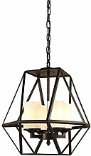 TAM88 Industrial Vintage Pendant Light,Creative