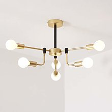TAM88 Modern Metal Pendant Light,Sputnik