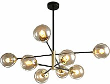 TAM88 Sputnik Chandelier,Adjustable Height Metal