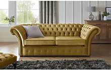 Tamesbury 2 Seater Chesterfield Sofa Ophelia & Co.
