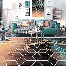 TANGYUAN Soft Touch Large Living Room Rug - 3D