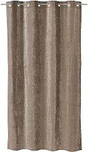 Tankersley Eyelet Semi Sheer Curtain ClassicLiving
