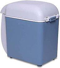 TANKKWEQ 7.5L Mini Fridge Cooler and Warmer