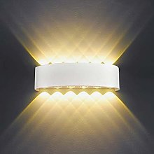 Tanktoyd 24W LED Wall Light 32cm Indoor Up and