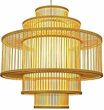 Tanktoyd Bamboo Weaving Pendant Lamp Nordic