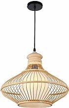 Tanktoyd Retro Lantern Pendant Lamp Bamboo