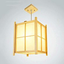 Tanktoyd Wooden Pendant Light Chinese Retro
