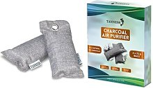 Tanness 2pck Charcoal Air Purifier x2